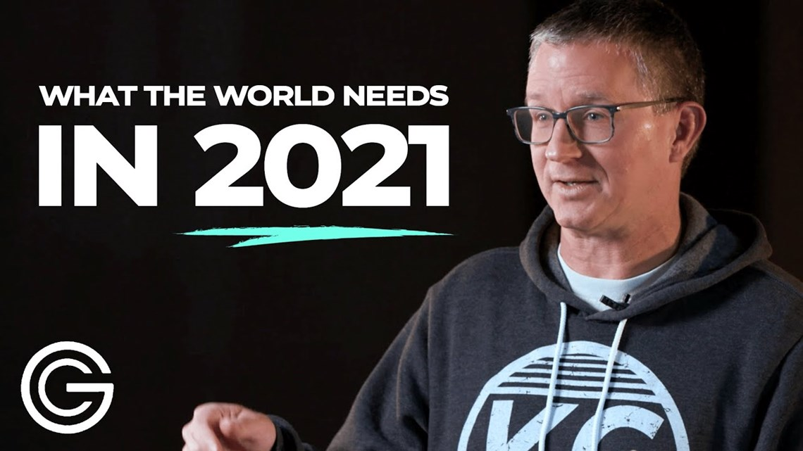 What the World Needs in 2021